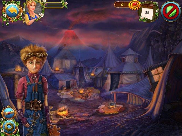 Ферма Айрис 3. Ледяная угроза скриншот 2
