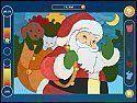 Бесплатная игра Мозаика. Пазл. Рождество скриншот 5