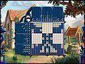 Бесплатная игра Сказочные японские кроссворды. Секрет Красной Шапочки скриншот 1