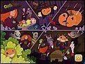 Бесплатная игра Пазл Пэчворк. Хеллоуин скриншот 2