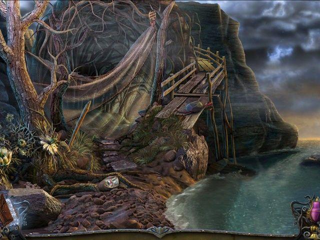 Остров оживших лиан