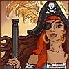 Бесплатная игра Мозаика Пазл Пираты. Сокровища Карибского моря